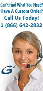Picture of G2 Sales Representative with phone number information